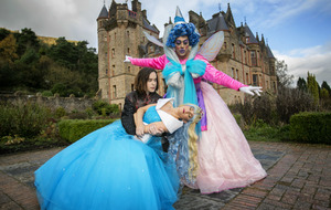Dreamy festive fun as Sleeping Beauty arrives at the Waterfront