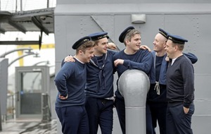 Theatre uses HMS Caroline for play based on telegraphist's diaries