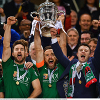 Cork City beat Dundalk in penalty shoot-out to win FAI Cup