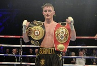 World champion boxer Ryan Burnett's partial to pizzas, Mai Tais and Breaking Bad