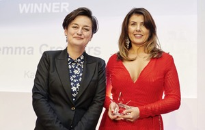 Kainos outreach manager scoops UK 'Woman of the Year' title at IT Excellence Awards
