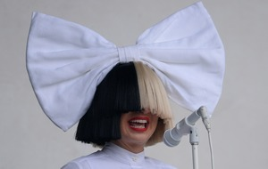 Sia labelled a 'hero' after leaking nude photo of herself