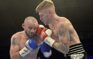 Paul Hyland comes through fractured jaw and now sets his sights on British title rumble