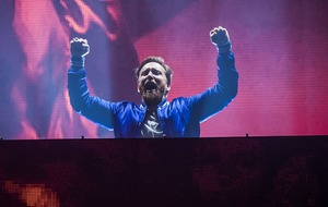 David Guetta joins U2 for free Trafalgar Square gig