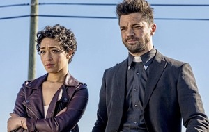 DVDs/Downloads: Preacher, Scandal and Peter Kay's Car Share all back for more