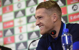 NI captain Steven Davis focussed on winning, not being a centurion