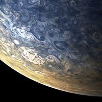 Nasa's Juno spacecraft has delivered a fresh batch of spectacular Jupiter photos