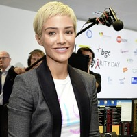 Bronzer, toothpaste and lots of water! Frankie Bridge from The Saturdays reveals her beauty tips