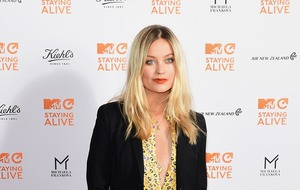 Laura Whitmore and Love Island stars among MTV Staying Alive Gala attendees