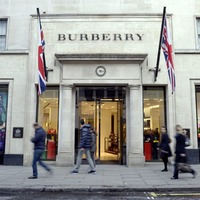 Burberry boss swings the axe on stores as retailer targets luxury market