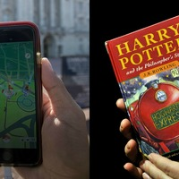 Yes, it's true – there's a Harry Potter version of Pokemon Go coming out