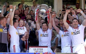Tyrone GAA football stars to be honoured for their 2017 successes