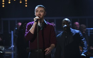 Sam Smith's surprise wedding performance moves fans to tears