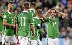 Michael O'Neill 'staggered' by controversial penalty call in NI defeat