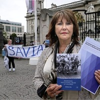 Abuse victims take their fight to Westminster