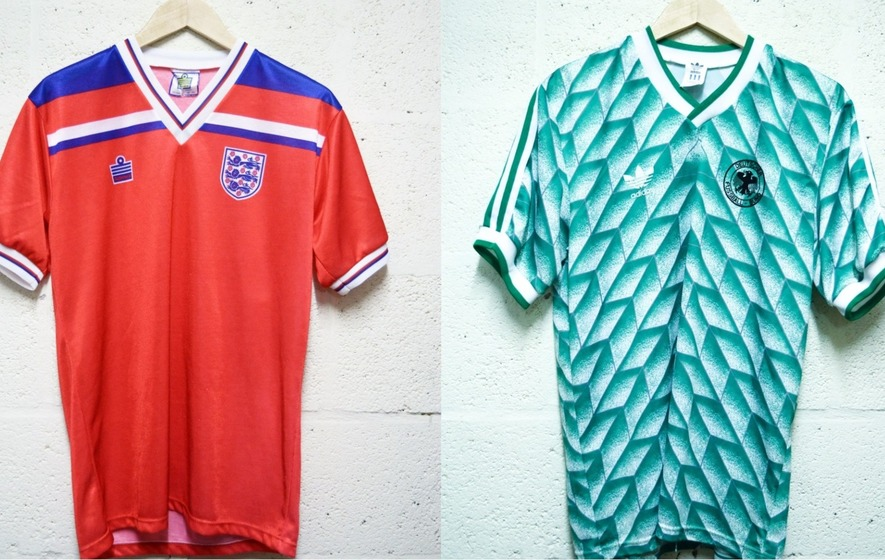 062ce0afb England v Germany: Who wins the battle of the classic kits? - The ...