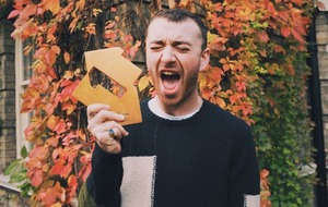 Sam Smith lands second number one album with The Thrill Of It All