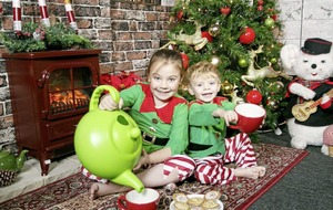 Charity in call to raise a Christmas Cuppa to support families living with autism