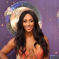 Alexandra Burke woos Strictly fans with first Argentine tango of series