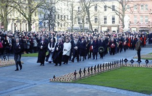 Tom Kelly: Remembrance events need to be more inclusive