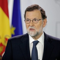 Spanish prime minister urges Catalans to oust separatists from regional parliament in election