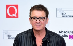 Shane Richie pledges commitment to music career following album release