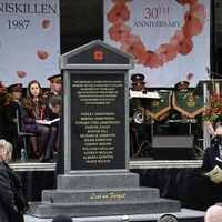 Catholic Church `has no objection whatsoever' to a permanent memorial to Enniskillen bomb victims