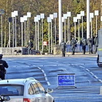 Omagh Remembrance Day security alert `act of particular hatred' by `cowards'