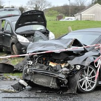 Mother dead and baby critical in A2 Belfast-Bangor crash