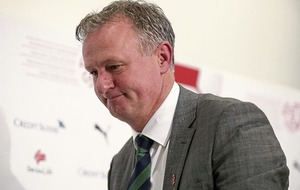Michael O'Neill not considering his own future after NI's World Cup exit
