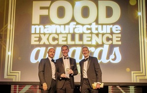 Willowbrook Foods wins prestigious industry award