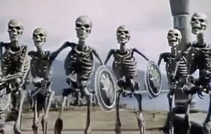 Cult Movie: Remember those scary skeletons from Jason And The Argonauts?
