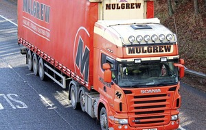 Sales and profits keep on accelerating at trucking firm Mulgrew Haulage
