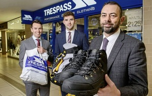 Trespass now open at Meadowlane Shopping Centre