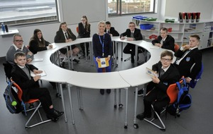 Alpha Group completes fit-out of UK's largest special school