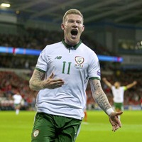 Canon declares James McClean a 'national hero' for poppy stance
