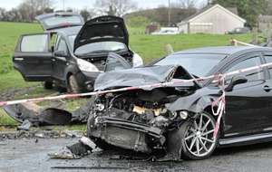 Co Wicklow pensioner dies after Co Down crash while baby remains critically ill