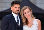 Pregnant Katherine Jenkins overjoyed to announce 'sidekick' for daughter