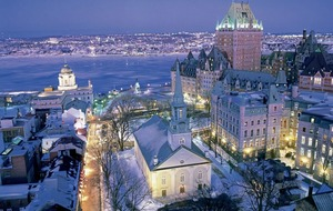 Travel: Winter wonderland dreams come true in Quebec