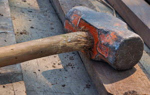 Police hunt for masked men with sledge hammers in north Belfast