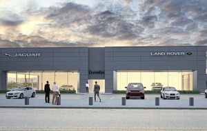 Donnelly Group unveils plans for new £6m Dungannon showroom