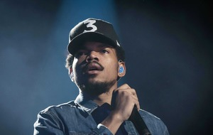 People are loving this entirely unnecessary Chance the Rapper caption
