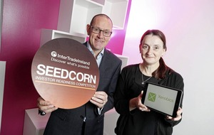 Fledgling tech firms chase down €100,000 Seedcorn injection
