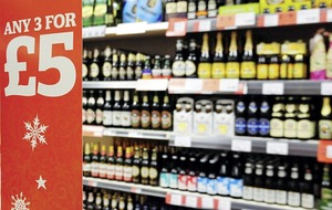 'We need minimum booze pricing too' say business lobby groups