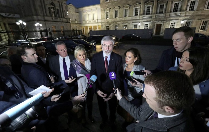 Alex Kane: Gerry Adams is sensing society is changing on abortion
