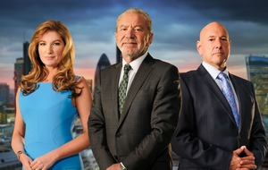 Fired Apprentice candidate: Claude is better business partner than Lord Sugar