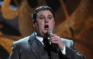 Peter Kay announces first live stand-up tour in eight years