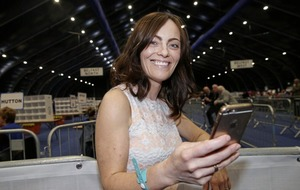 SDLP's Nichola Mallon celebrating birth of her third child