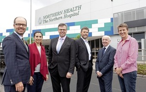Lisburn medical firm Cirdan secures £1m Australia contract