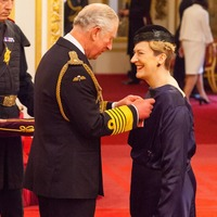 Singer Sarah Connolly 'nearly' cried after kind Prince Charles words